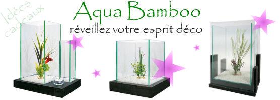 Aqua Bamboo, réveillez votre esprit déco
