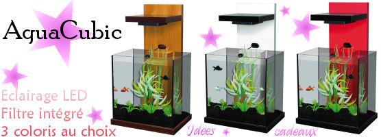 Newsletter aquatic 39 boutique n 2009 s51 for Petit aquarium original