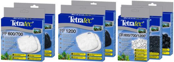 Masses filtrantes TETRAtec Ex