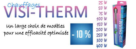 -10% Chauffages Visi-Therm, un large choix de modèles pour une efficacité optimisée