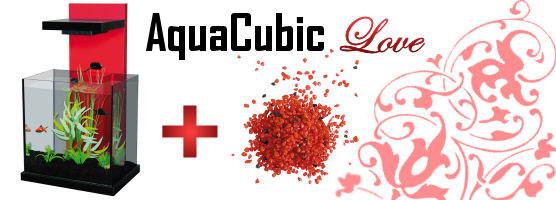 Aquarium AquaCubic Love