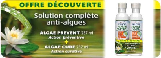 Offre spéciale PONDCARE Algae