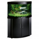 Aquarium JUWEL Trigon 190 Noir + meuble