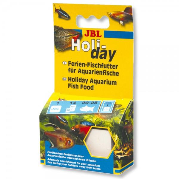 Jbl holiday nourriture vacances pour poissons for Jbl nourriture poisson