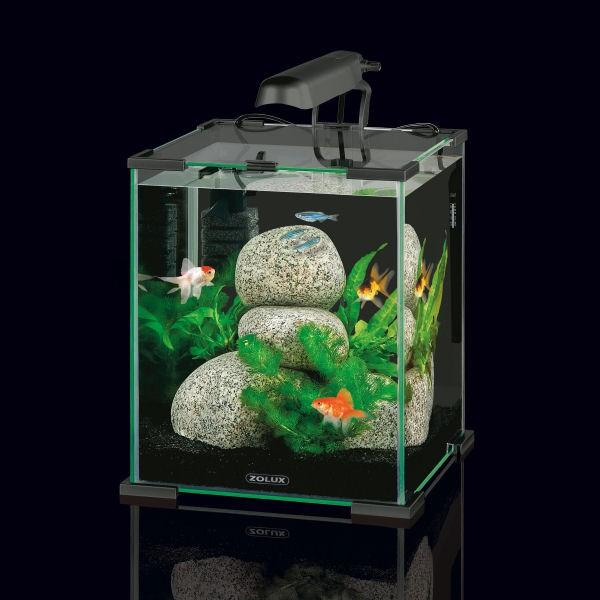 D coration aquarium zolux for Aquarium zolux