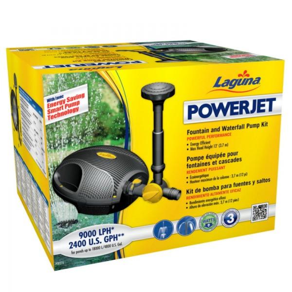Laguna powerjet 9000 pompe jet d 39 eau pour bassin - Jet d eau pour bassin ...