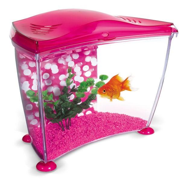 Aquarium marina cool 14 goldfish rose for Marina aquarium