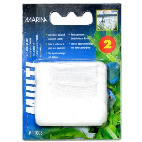 sacs de rechange pour marina aspirateur piles pour aquarium. Black Bedroom Furniture Sets. Home Design Ideas