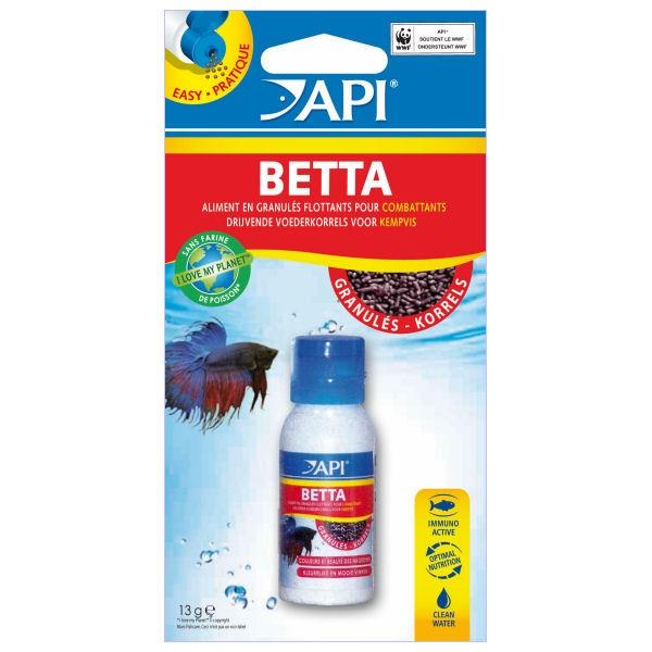 Api betta granul s aliment pour poissons combattants for Aliment pour poisson
