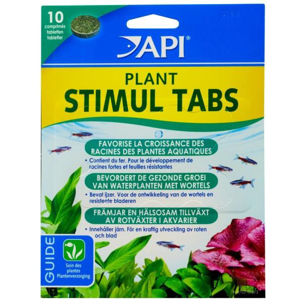 api plant stimul tabs engrais en comprim 233 s pour plante d aquarium