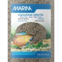 MARINA Gravier Naturel Sable marron 4kg pour aquarium