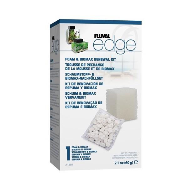 fluval edge mousse et biomax. Black Bedroom Furniture Sets. Home Design Ideas