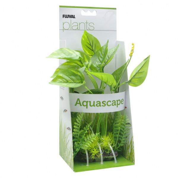 FLUVAL Plants Anubia marbree - Plante artificielle pour aquarium