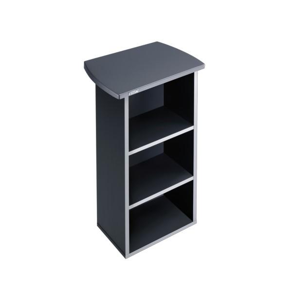 meuble pour aquariums tetra aquaart 20 30l gris. Black Bedroom Furniture Sets. Home Design Ideas