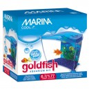 Aquarium MARINA Cool 7 Goldfish bleu