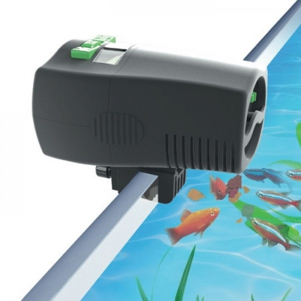 Distributeur de nourriture tetra myfeeder pour aquarium for Nourriture aquarium